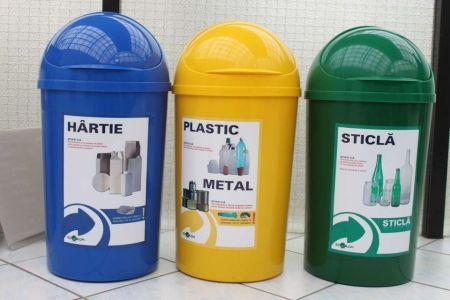 E Bucurestiul pregatit pentru colectarea selectiva a gunoiului? In caz contrar amenda este de 14 mil. de euro!