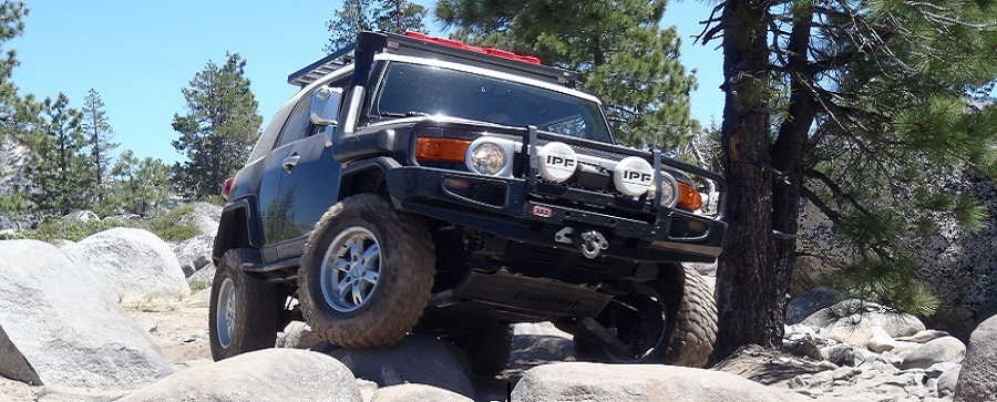 BudBuilt - Toyota Skid Plates, Rock Sliders, and Bumpers for Offroad