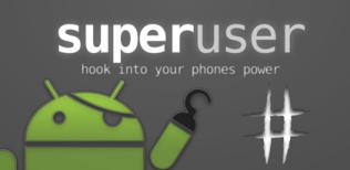 superuser root