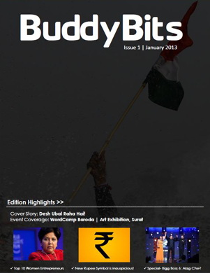 BuddyBits Issue 1