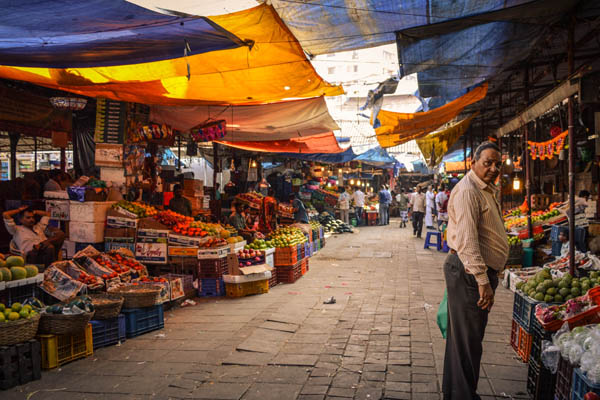 Crawford Market - Top 10 Things to do in Mumbai