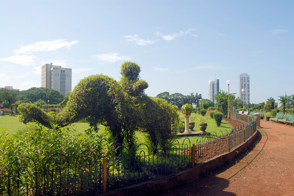 Hanging Garden Mumbai - Top 10 Things to do in Mumbai