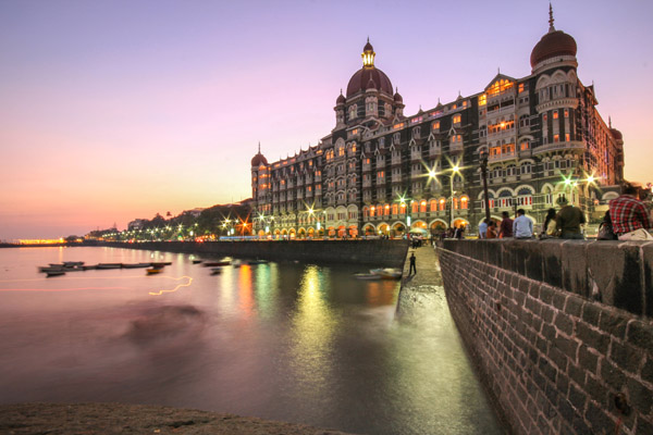 Taj Mahal Hotel - Top 10 Things to do in Mumbai
