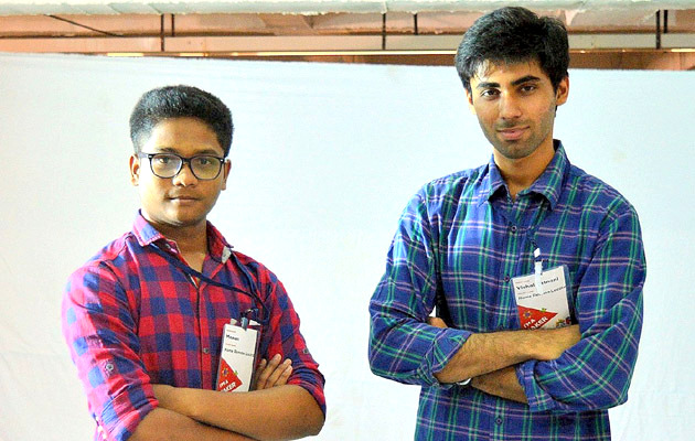 Two Engineers are helping people connect with people of same personality