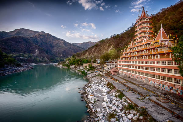 Rishikesh Top 10 Indian destinations for Solo Travellers