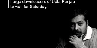 Anurag Kashyap asks downloaders of Udta Punjab to wait for Saturday