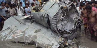 IAF plane crashes In a residential area in Jodhpur