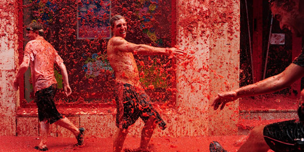 La Tomatina 5 Adventures You Must Go On Before You Die!