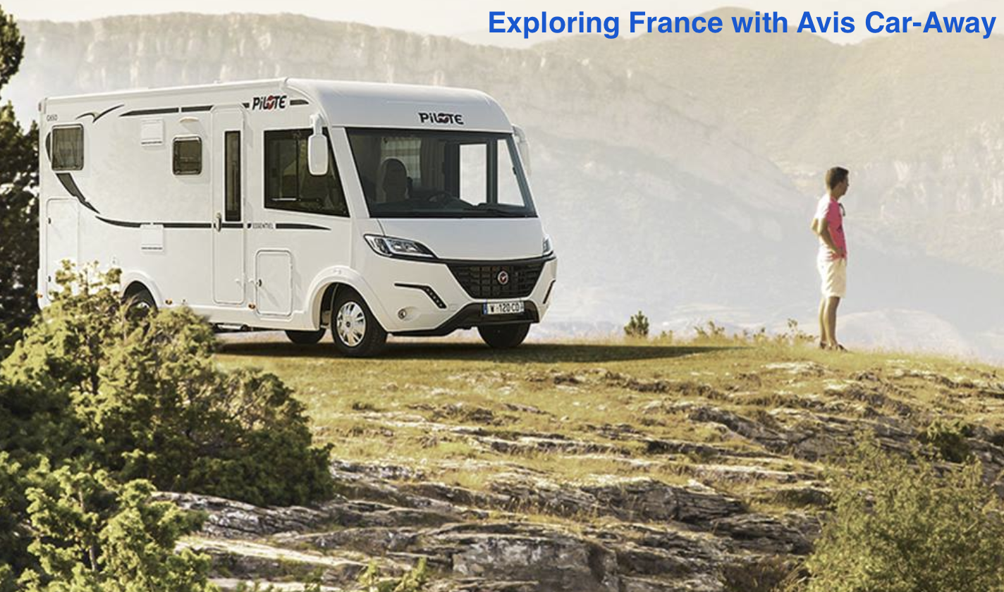 Salon Camping Car Lyon Campervan Hire France Budget Campervans