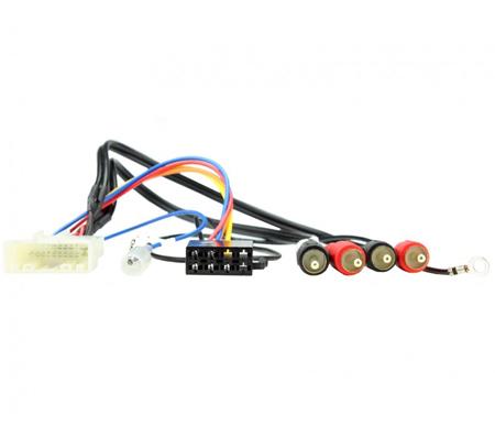 CT20NS07 Car Stereo Radio ISO Wiring Harness Adaptor Loom Lead for