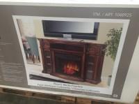 Electric Fireplace TV Console at Costco  BudgetCostco.com