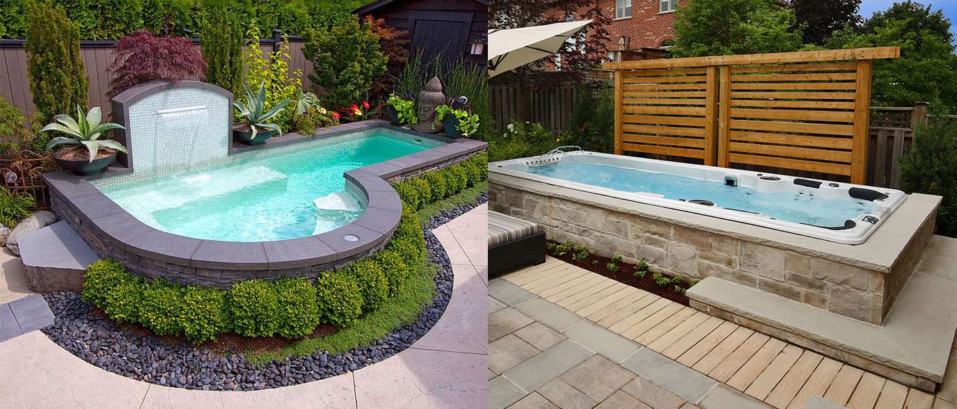 Jacuzzi Pool Installation How Much Does A Swimpool Cost You Might Be Surprised Buds
