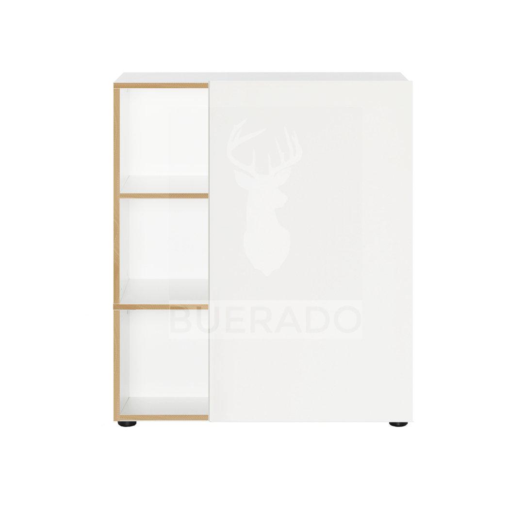 Schrank Für Ordner Mit Türen Büroschränke Aus Metall