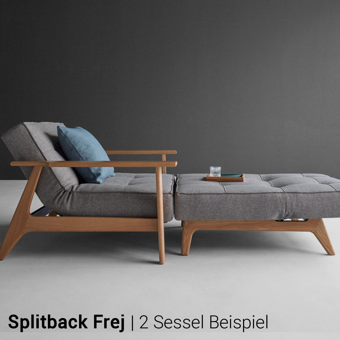 Innovation Splitback Sessel Innovation Sessel Splitback Frej Zum Bestpreis Bei | Buerado.de