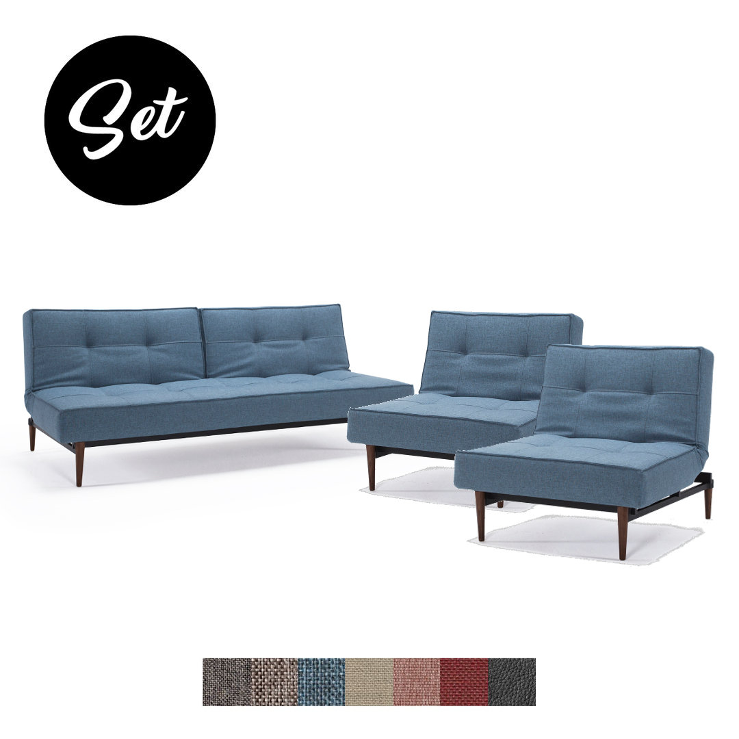 Innovation Sessel Innovation Couch Set Splitback
