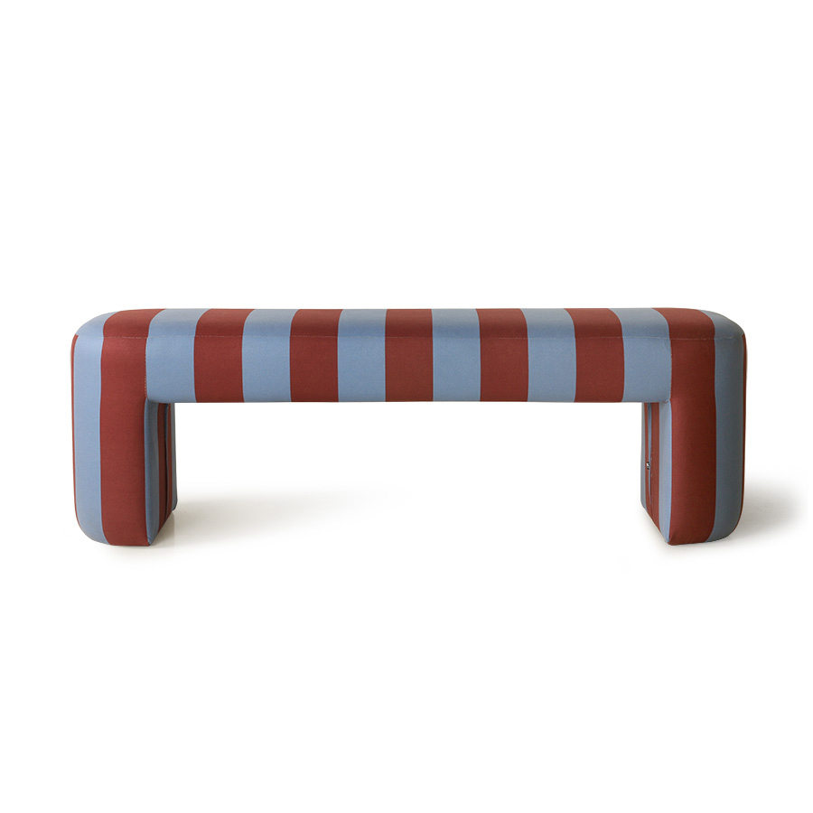 Bank Kaufen Hkliving Lobby Bench Striped Gestreifte Bank