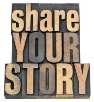 We help to share your story
