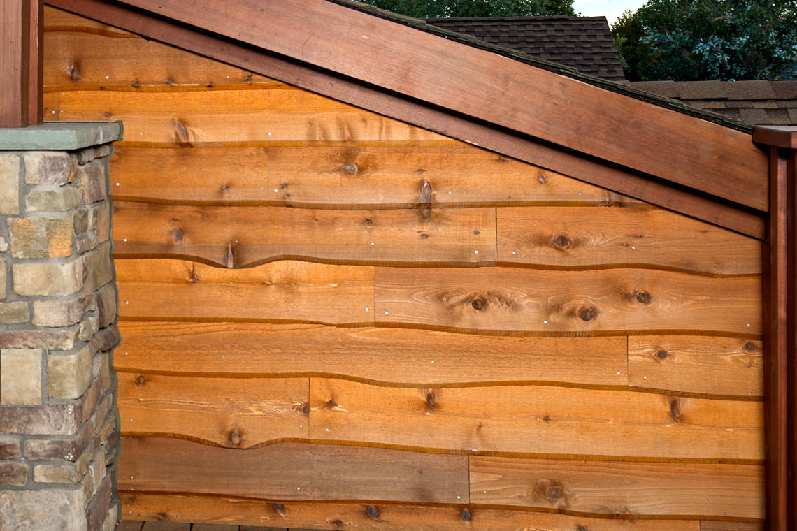 Pine Siding Wavy Edge Siding Pattern Pictures And Diagrams