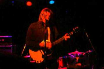"Evan Dando ""The Outdoor Type"" 10/14/13"