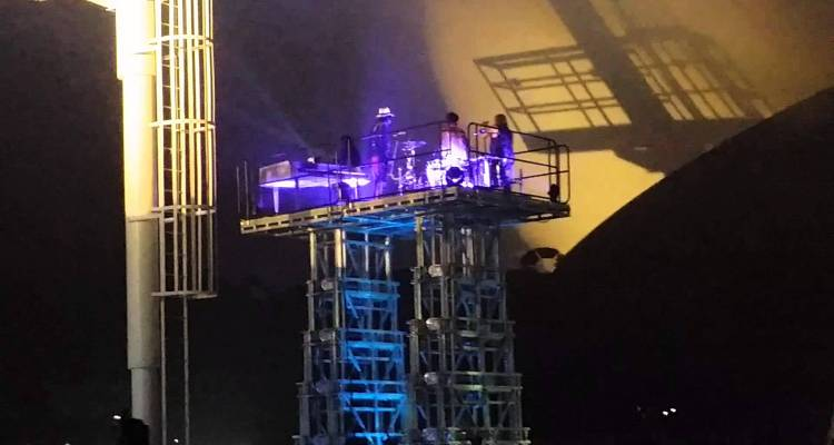 Motley Crue @ Darien Lake – Home Sweet Home