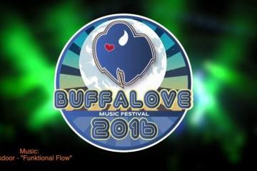 4th Annual Buffalove Music Festival – July 29-31 – 8072 Taylor Rd., Westfield, NY