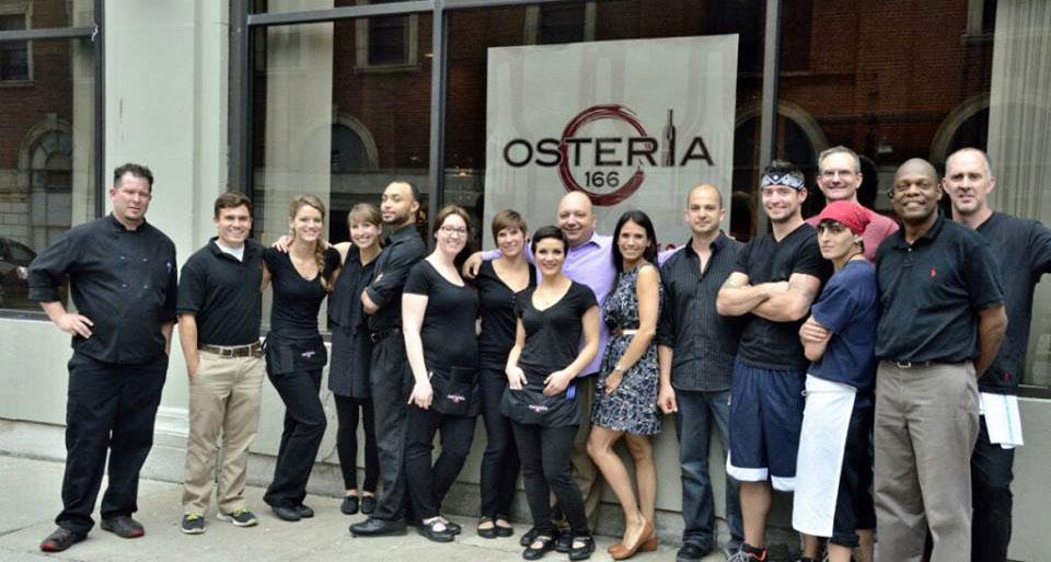 Osteria-staff-Buffalo-NY
