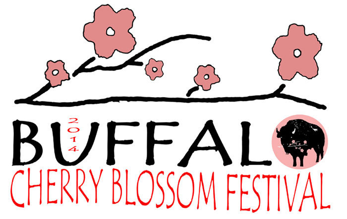 cherry blosson logo