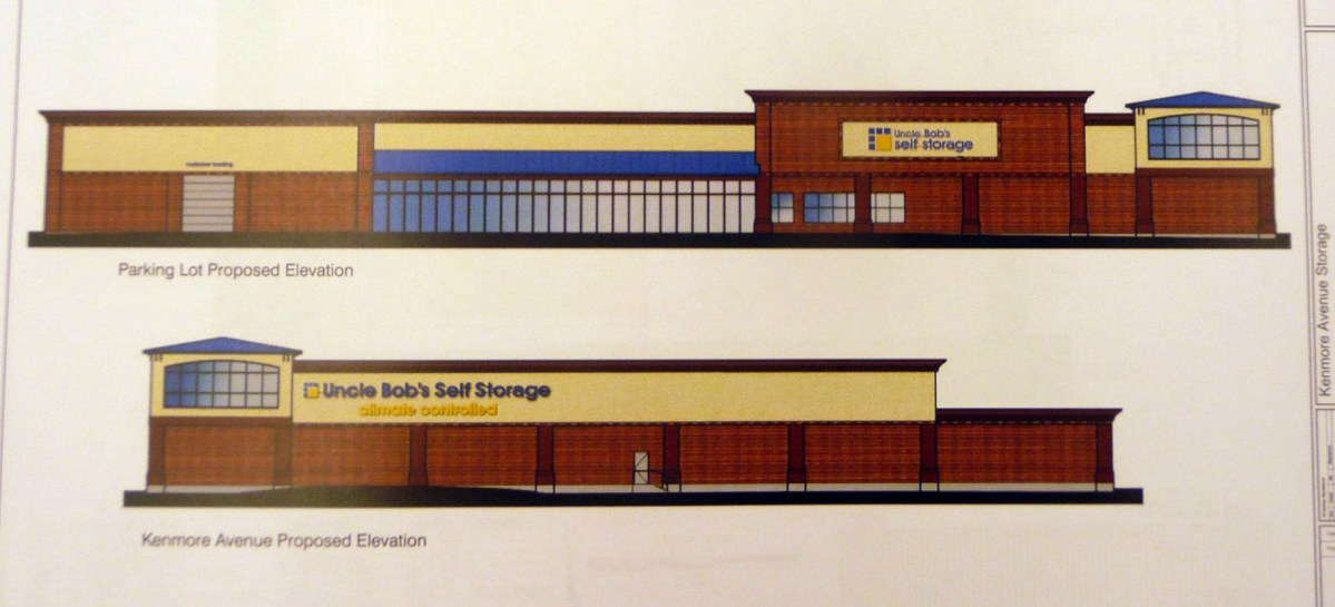 Uncle Bob S Self Storage To Go Before Planning Board Buffalo Rising