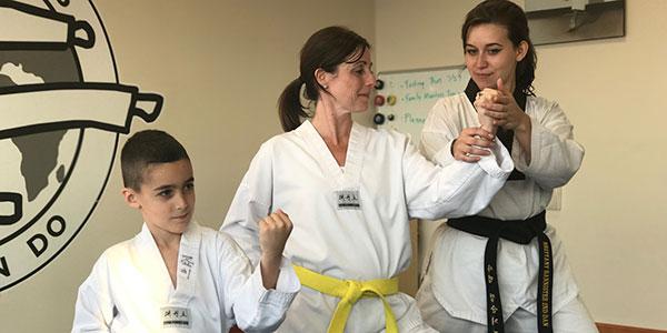 Martial Arts in Buffalo NY - Master Chong\u0027s Tae Kwon Do