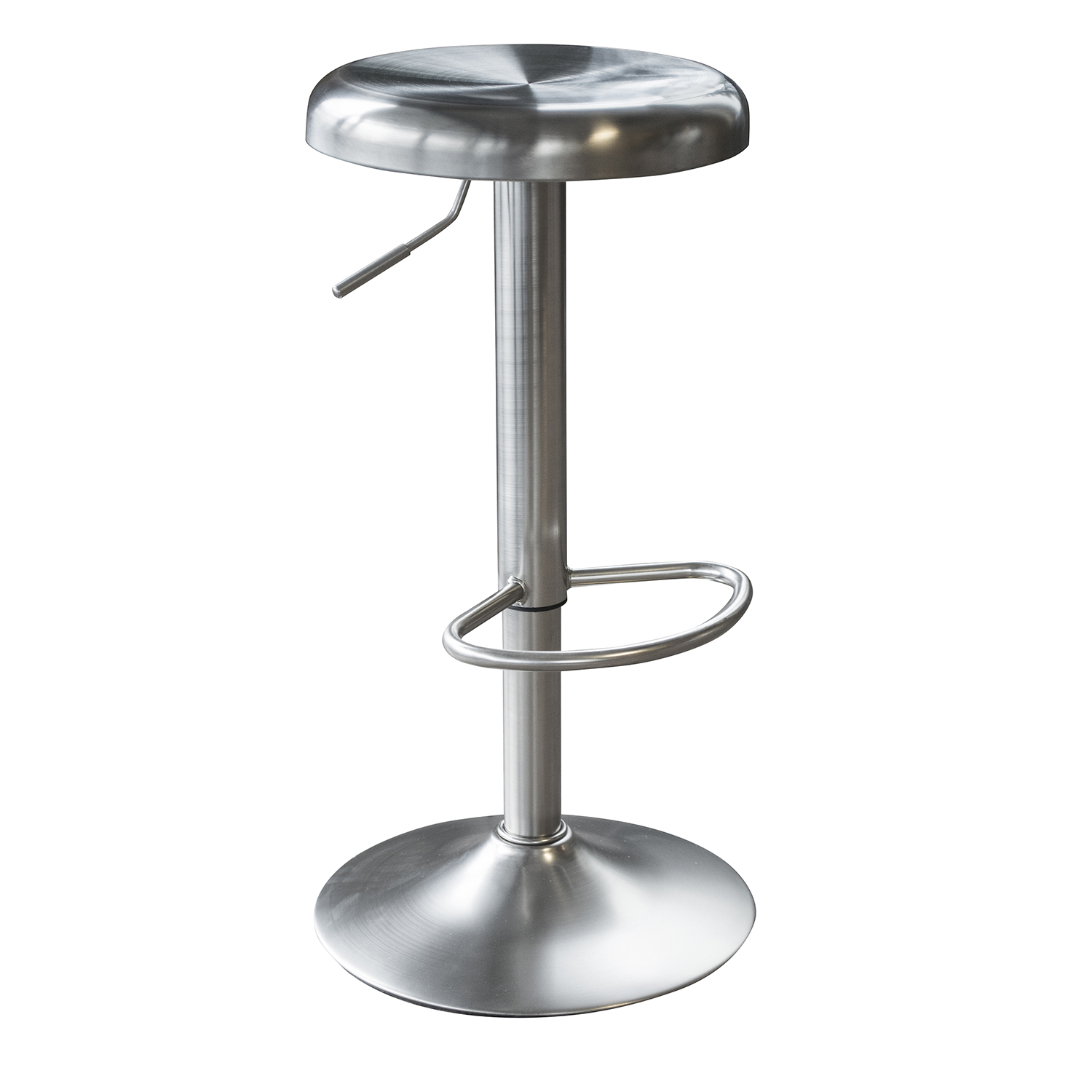Stainless Bar Stools Amerihome Ssbst Stainless Steel Bar Stool