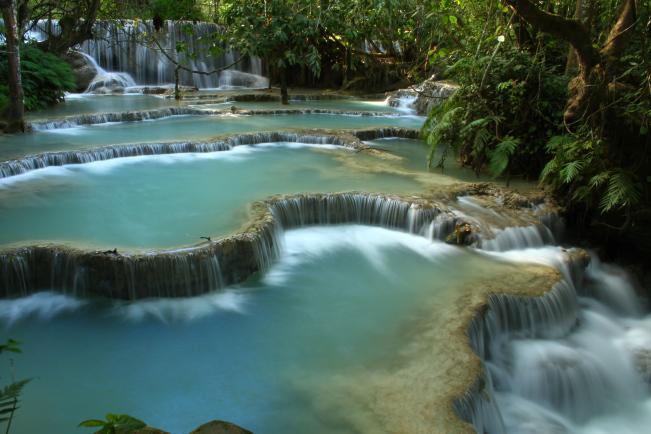 Kuang Si Falls Hd Wallpaper Top 10 Des Lieux Incontournables Lors De Votre Voyage Au