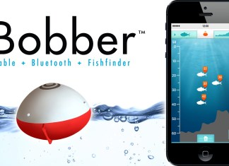 Home buffercode for Ibobber fish finder