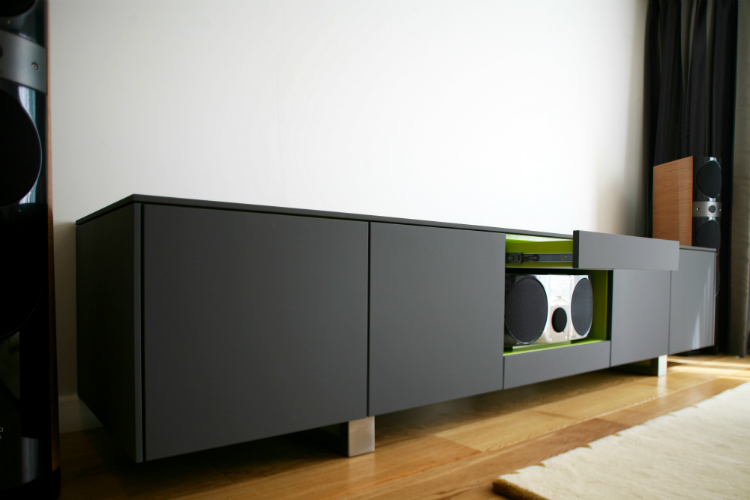 Tv Sideboard Modern Best Black And White Buffets For You Modern Dining Room