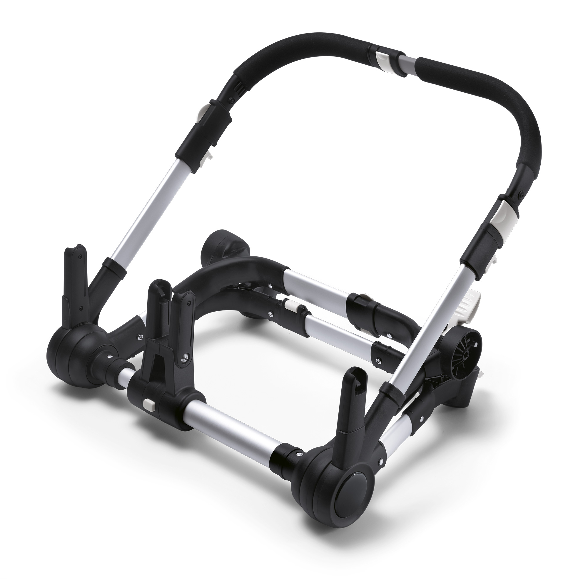 Bugaboo Stroller How To Fold Bugaboo Donkey Chassis With Compact Fold Version 2 Bugaboo Sk