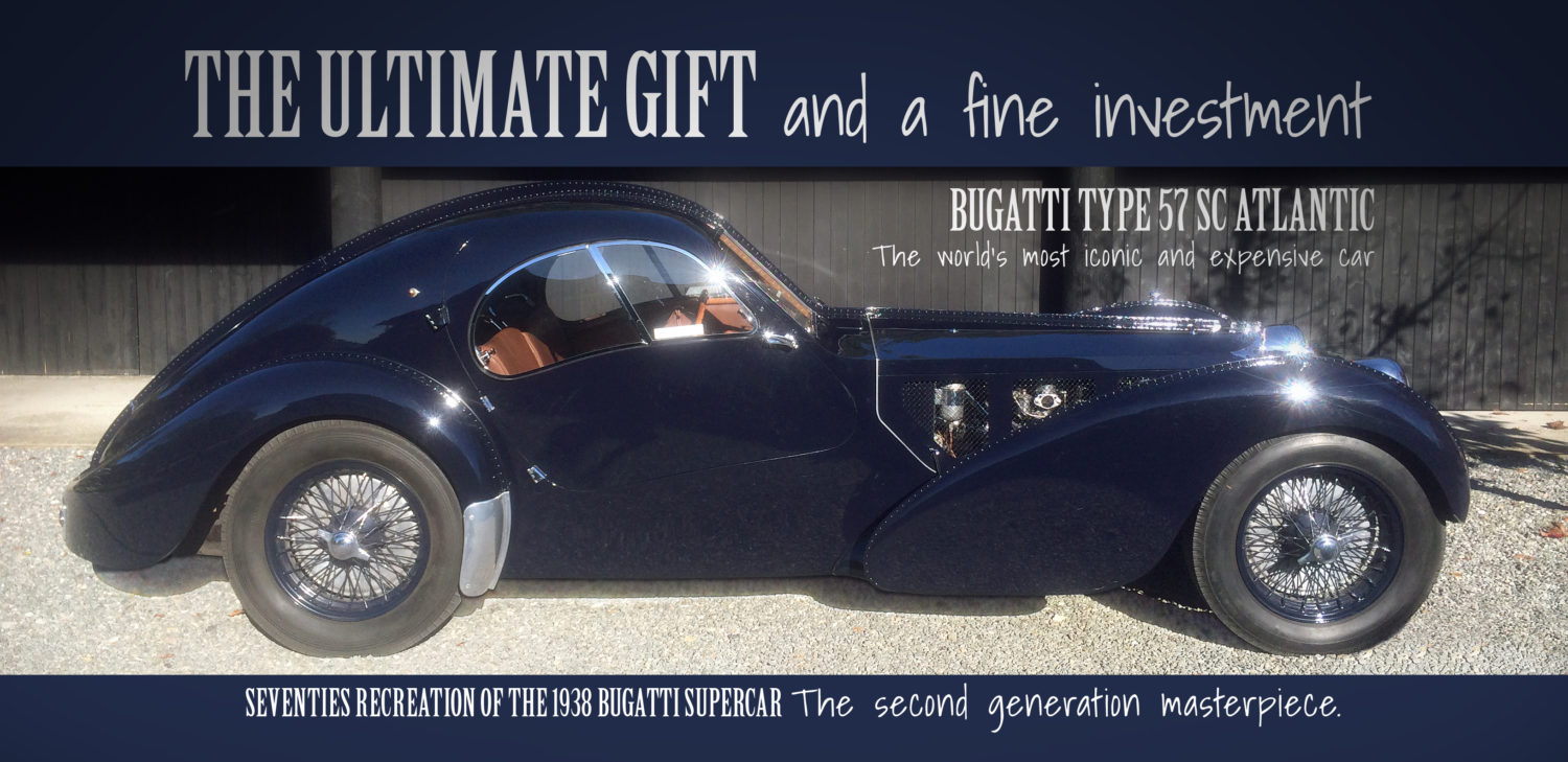 Replica ???? Post Ettore Bugattis And Bugatti Replicas For Sale