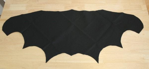 DIY Bat Costume for Kids Bat Wings and Bat Ears - Buggy and Buddy - bat template