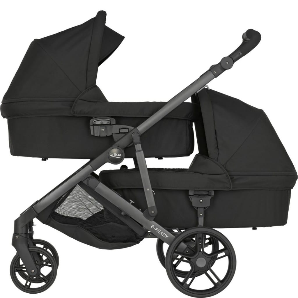 Britax Double Pushchair Reviews Britax B Ready Pushchair Review Buggybaby