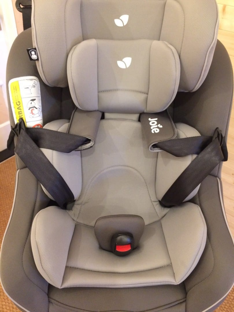 Is Joie 360 Isofix Only Joie Spin 360 1 Car Seat Review Buggybaby