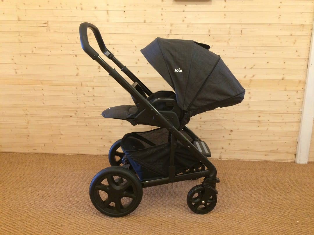 Joie Buggy Chrome Test Joie Chrome Dlx Pushchair Review Buggybaby