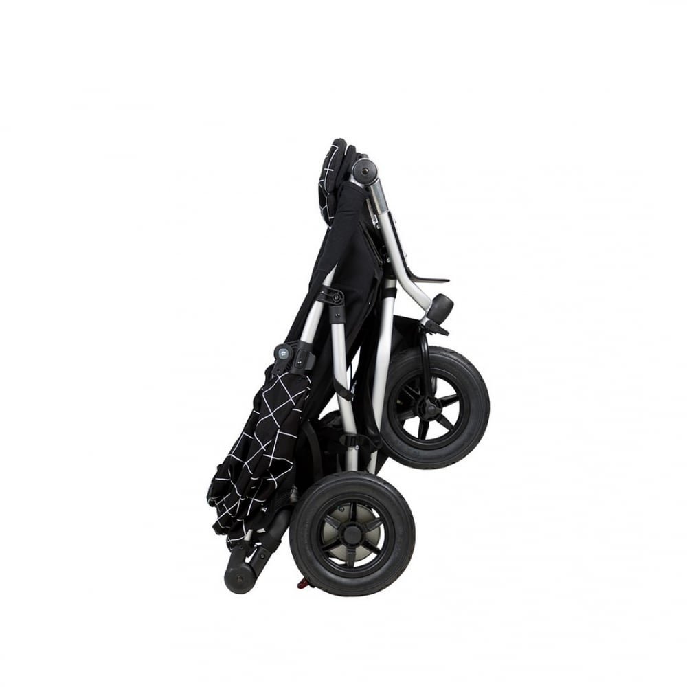 Black Buggy Days 2018 Duet V3 Pushchair