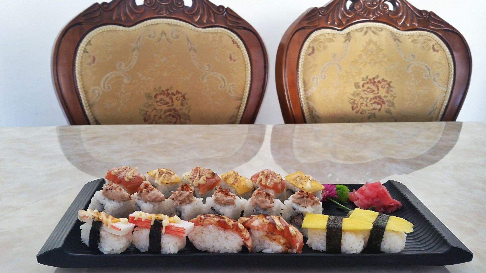 Asia Cuisine Sushi-bar Irenenstraße Berlin Treat Yourself At Asian Kingdom Chinese And Sushi