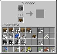 Minecraft Furnace Fuel Related Keywords - Minecraft ...
