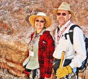 Russ and Delia Kane