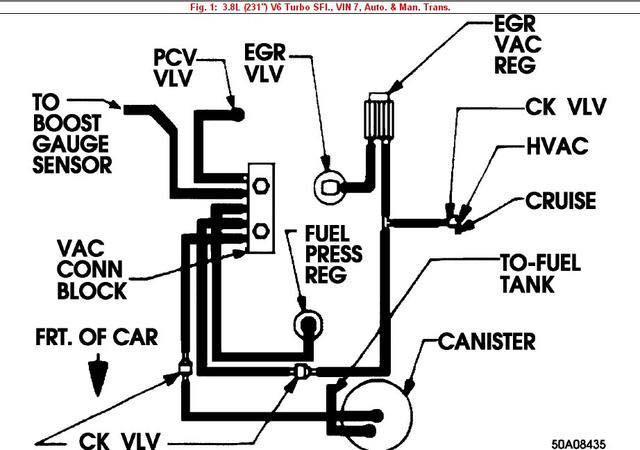 turbo buick vacuum diagram