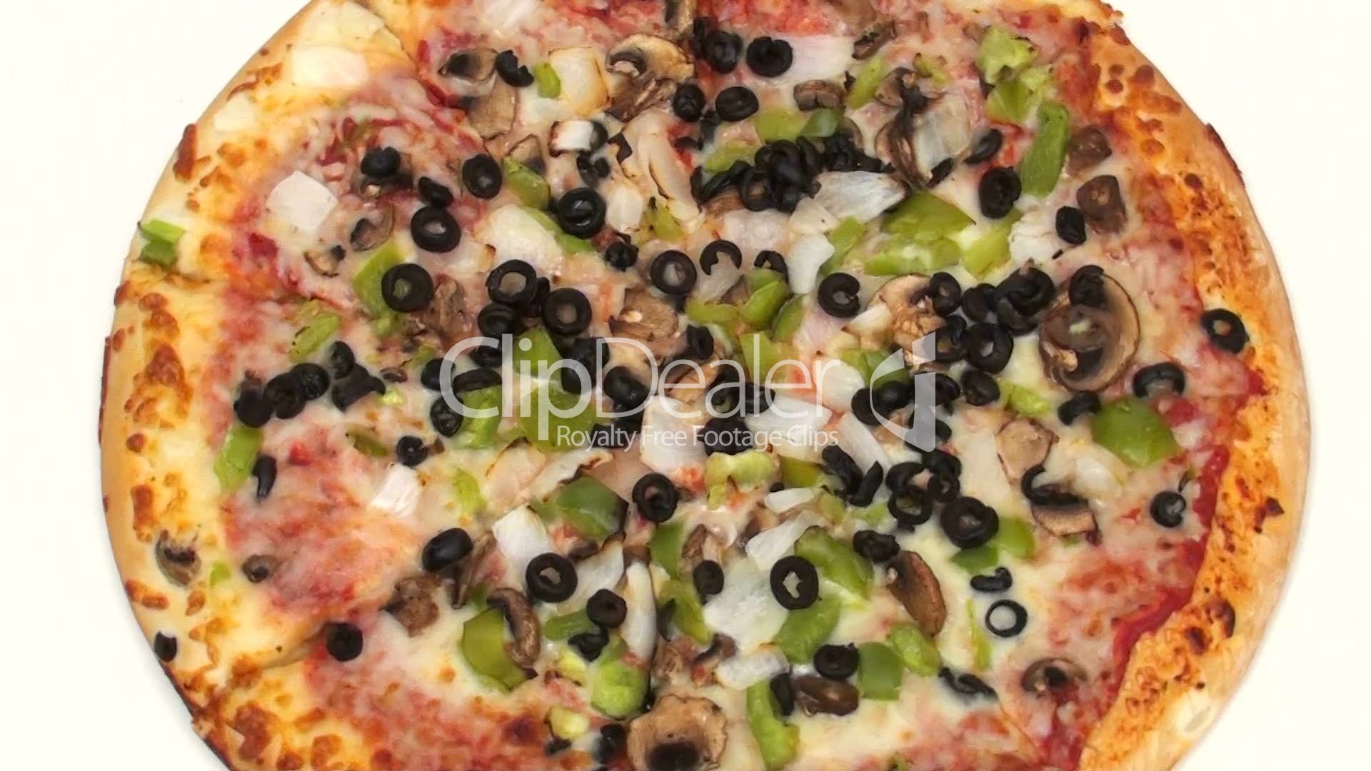 Vegetarische Pizza Vegetarische Pizza Royalty Free Video And Stock Footage