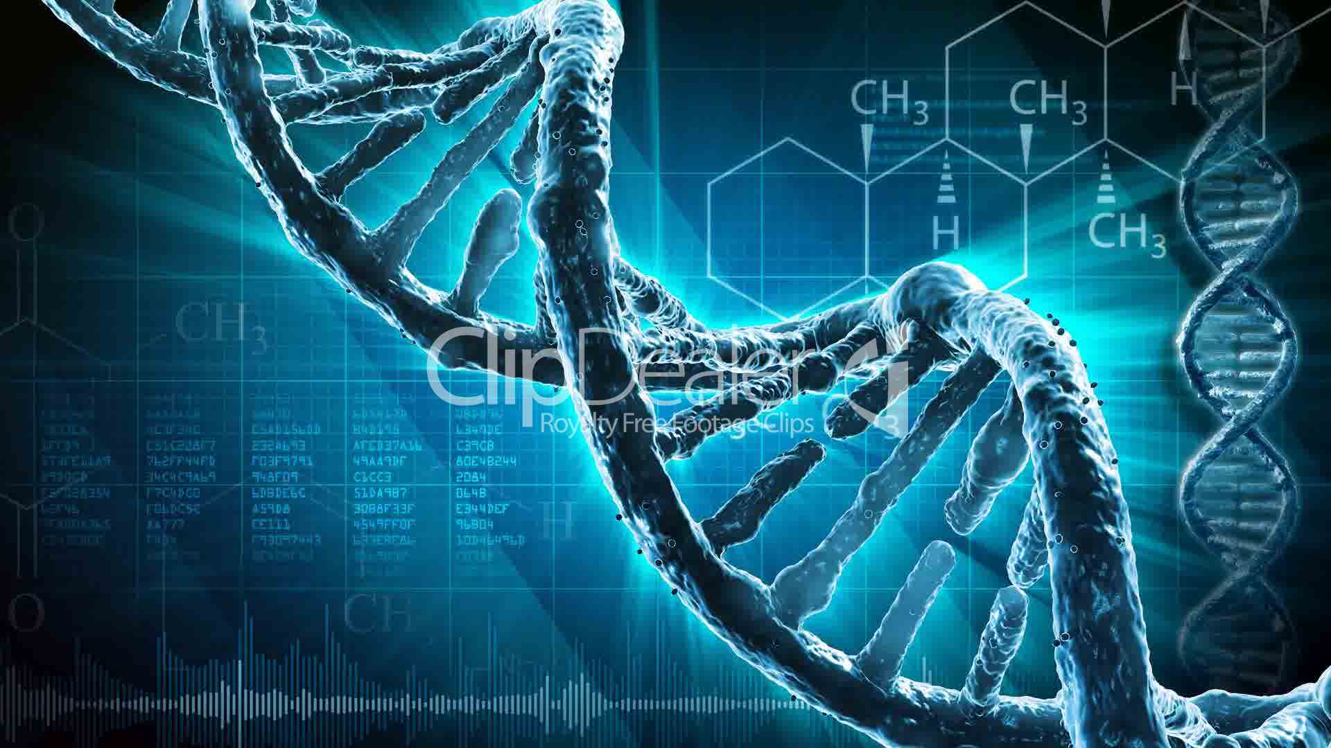 3d Virus Wallpaper Dna Strand Royalty Free Video And Stock Footage