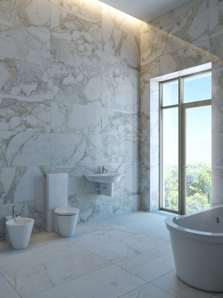 Marmer Tegels Badkamer Travertine Vs Marble: What's The Difference?learning Center