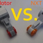 EV3 and NXT Motor