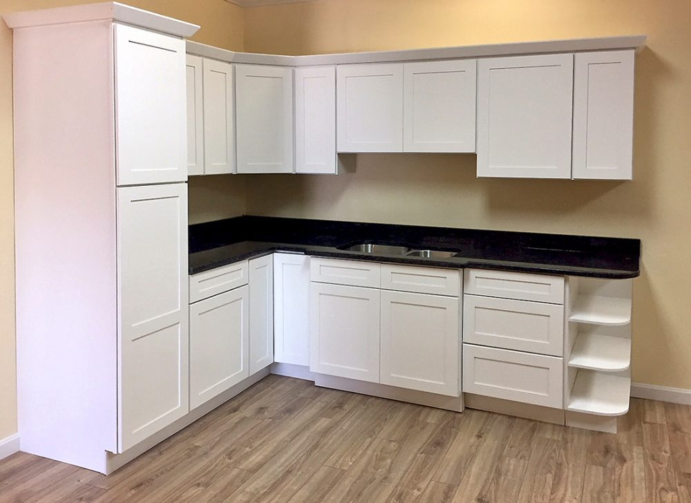 Builders Surplus Tuscany White Kitchen Cabinets - Builders Surplus