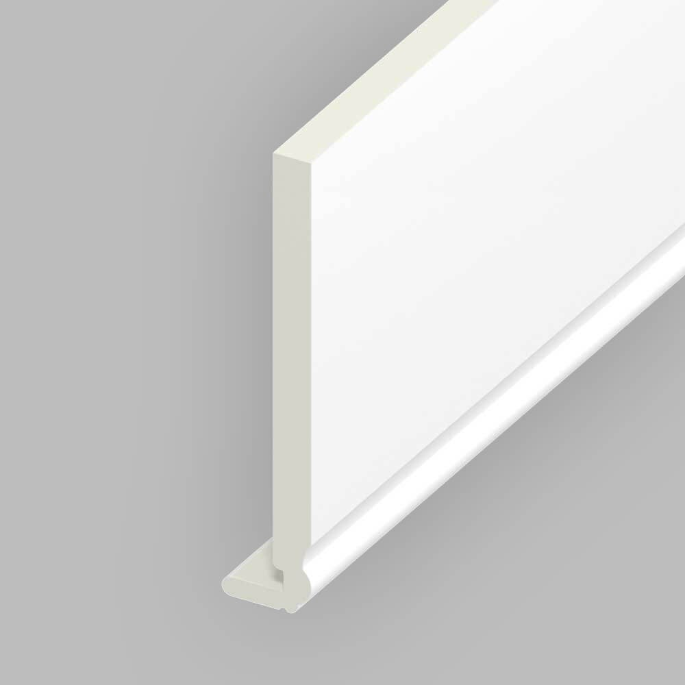 Fascia Board Fascia Board Ogee 18mm 5m Lengths 225mm